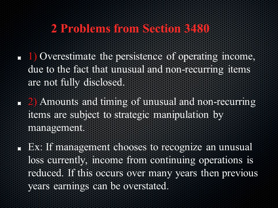 2 Problems from Section 3480