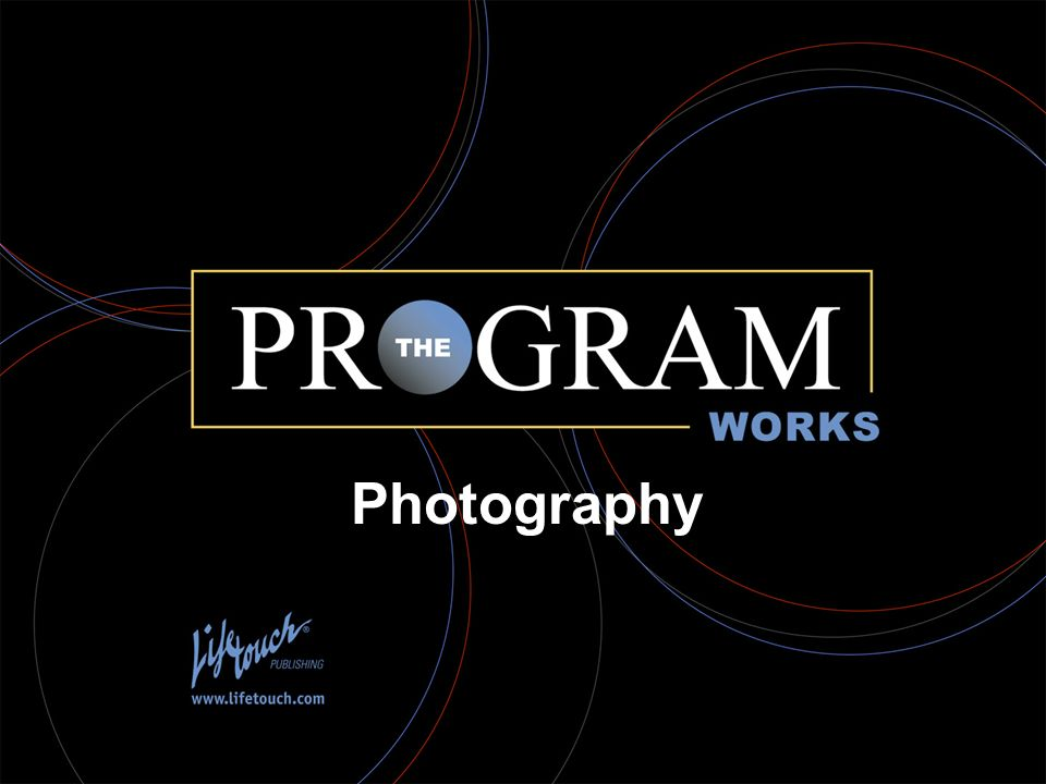 The Program Works Photography