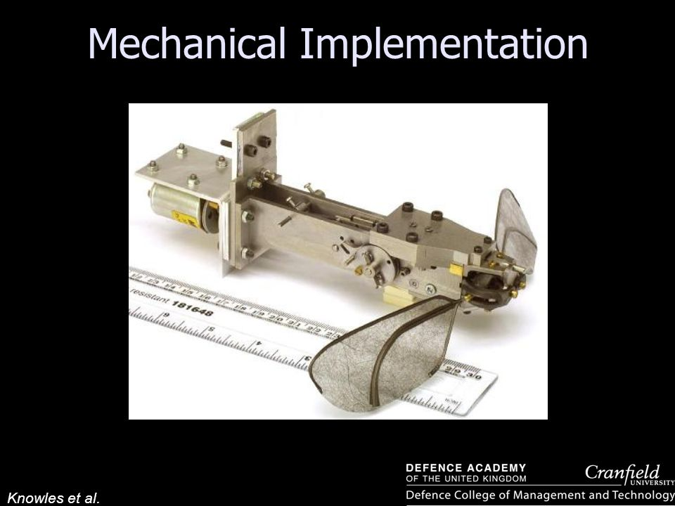 Mechanical Implementation