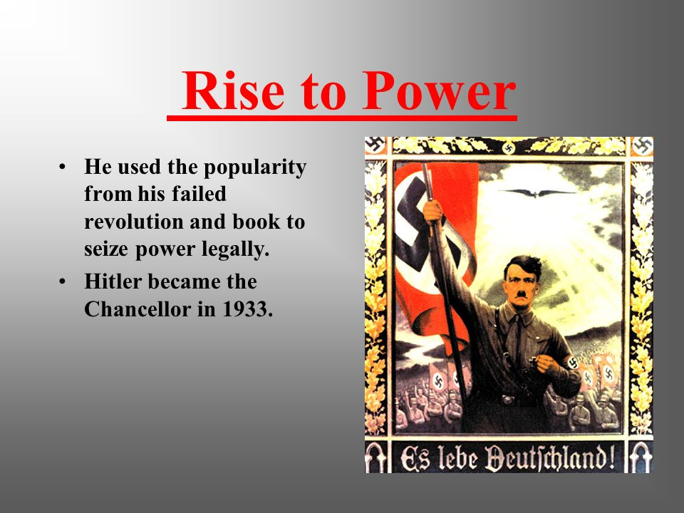 the rise and fall of adolf hitler from power Shop amazon - give the gift of amazon prime adolf hitler's rise to power (documentary) thanks for watching history life discovery science.