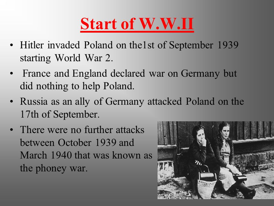 the details of the 1939 russia attack on france The overall german strategy in world war ii sprang from  1939, germany and russia signed a non  from the likelihood of an immediate attack from russia.