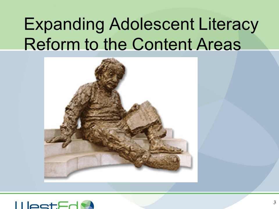 Expanding Adolescent Literacy Reform to the Content Areas