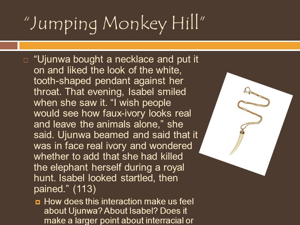 Jumping Monkey Hill