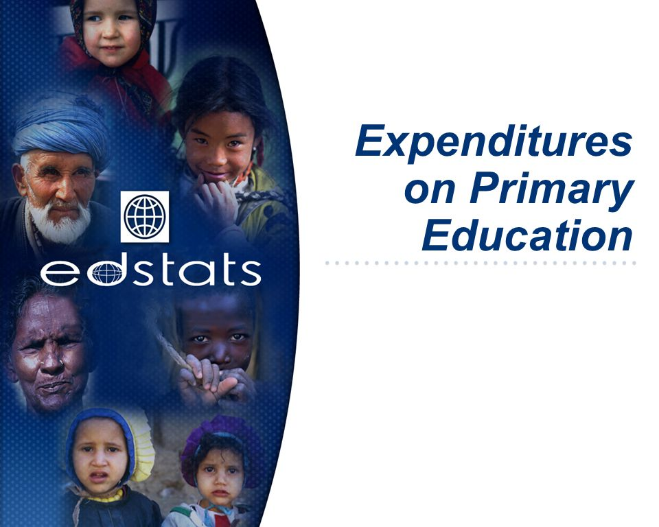 Expenditures on Primary Education