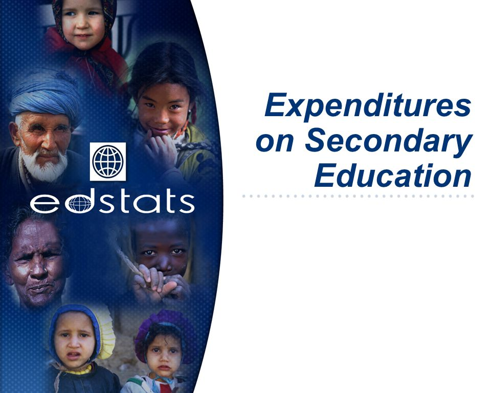 Expenditures on Secondary Education