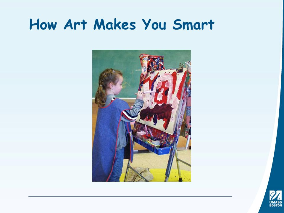 How Art Makes You Smart