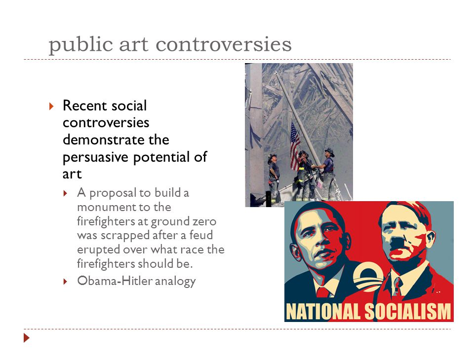 public art controversies
