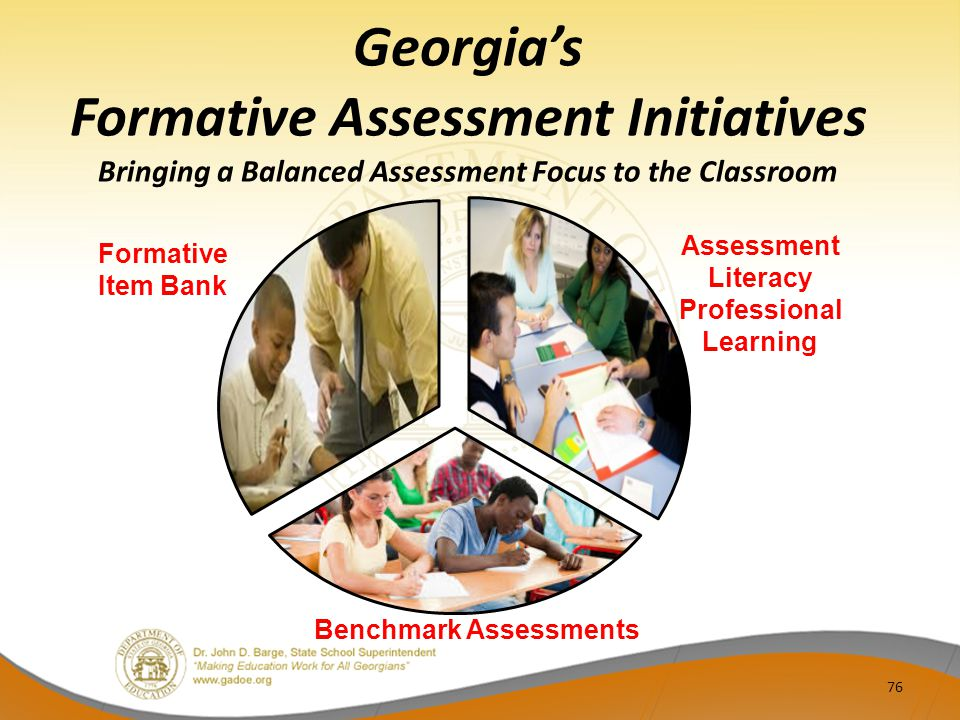 Assessment Literacy Professional Learning