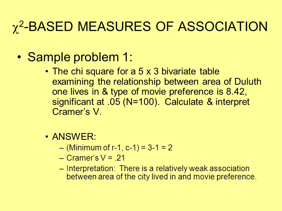 2-BASED MEASURES OF ASSOCIATION
