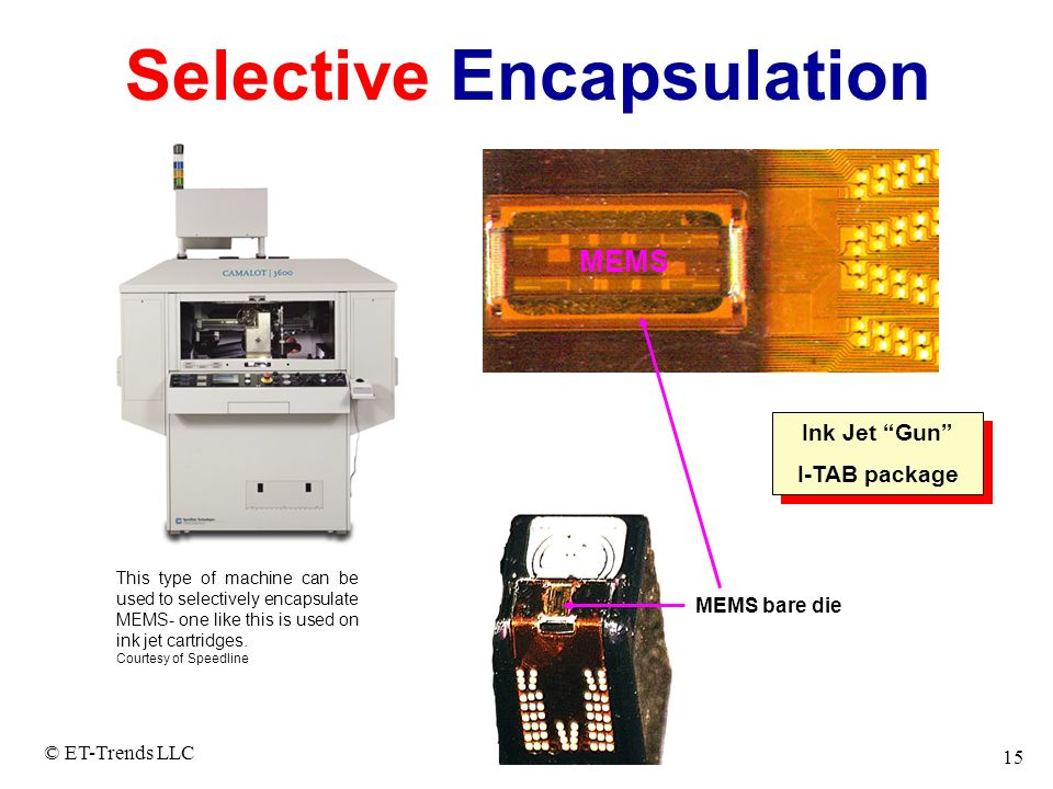 Selective Encapsulation