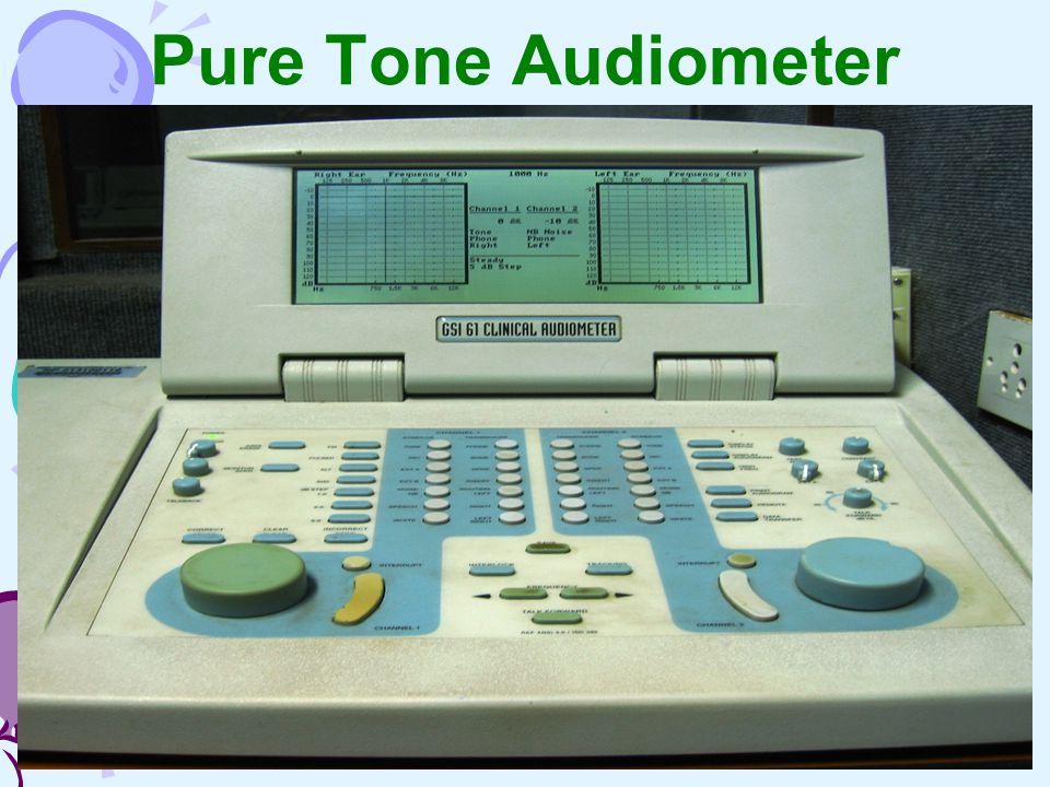 Pure Tone Audiometer