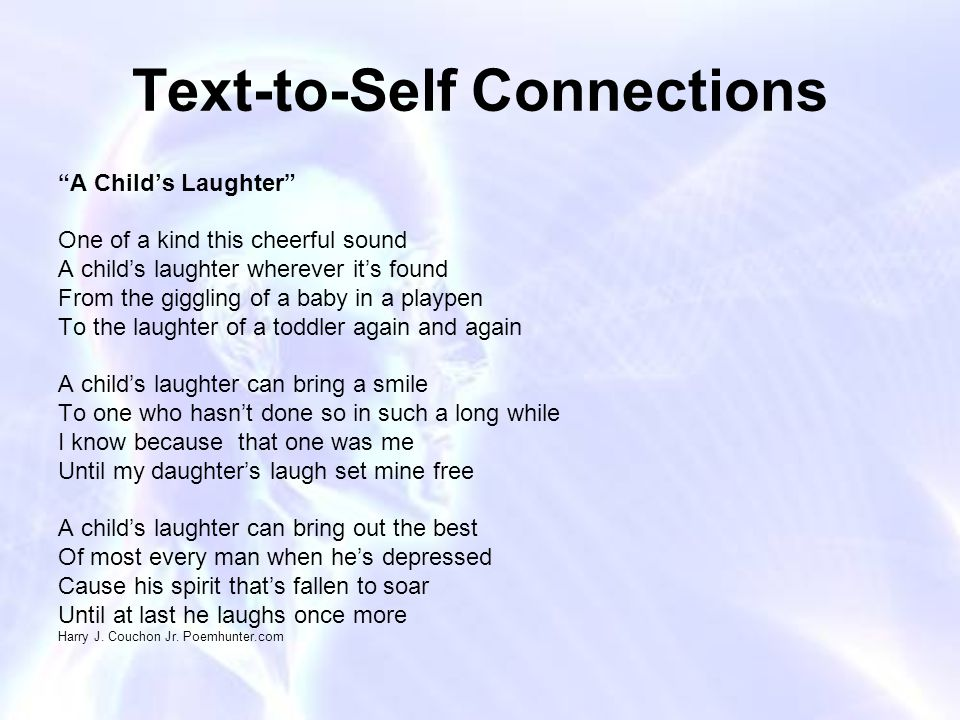 Text-to-Self Connections