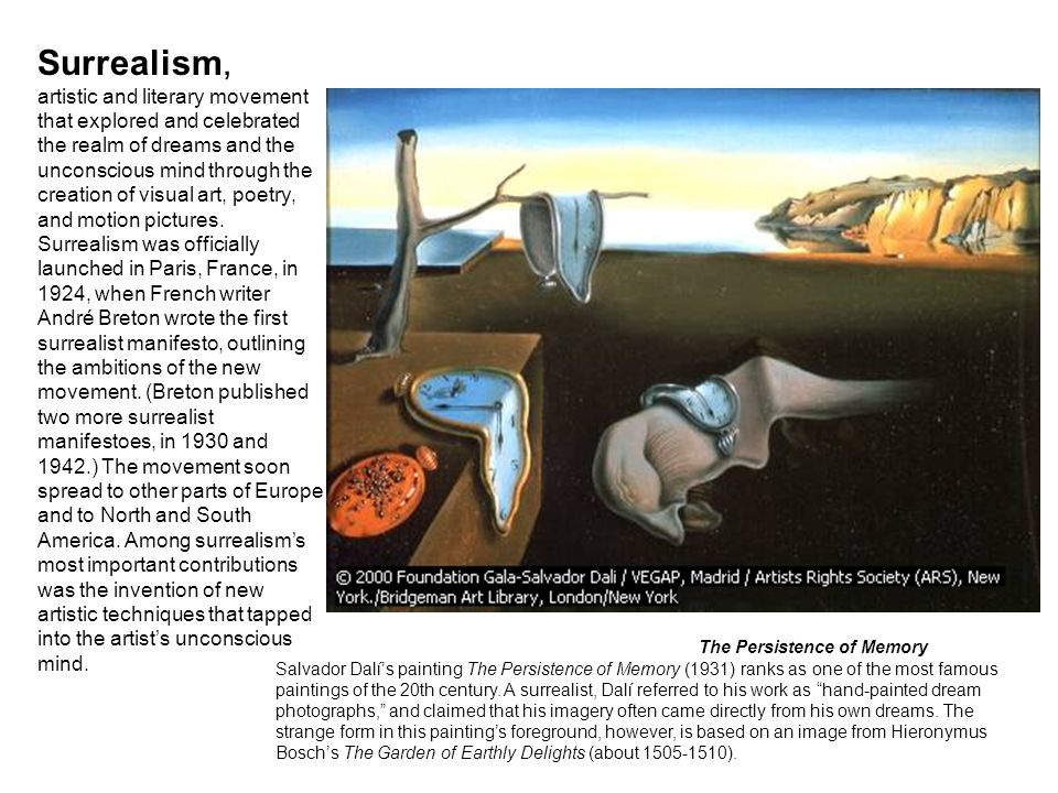 Surrealism,
