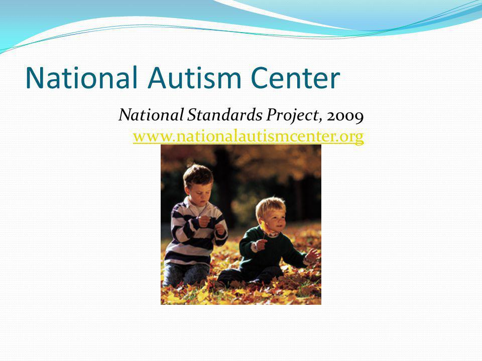 National Autism Center