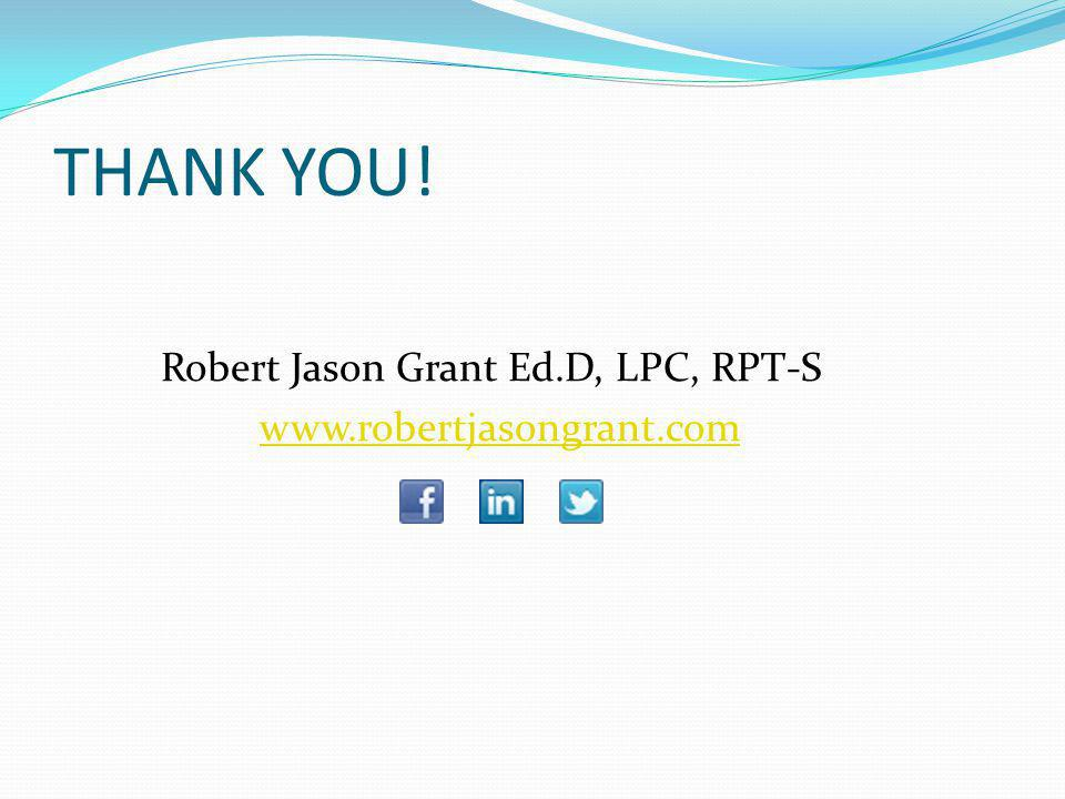 THANK YOU! www.robertjasongrant.com