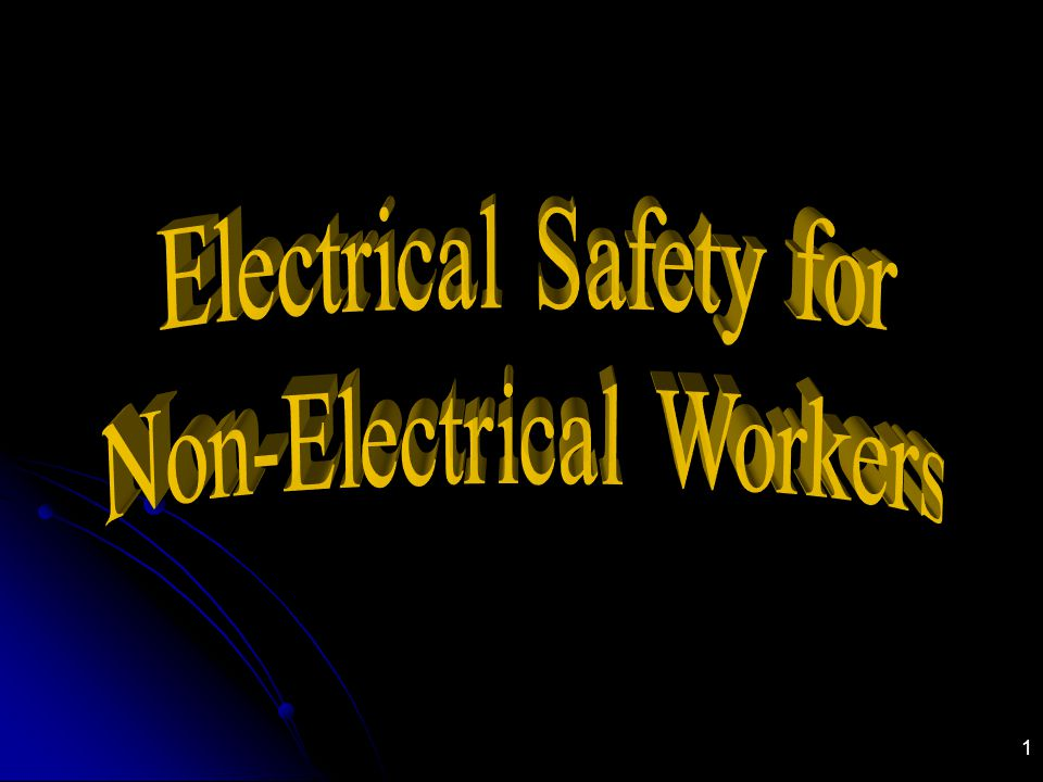 Non-Electrical Workers