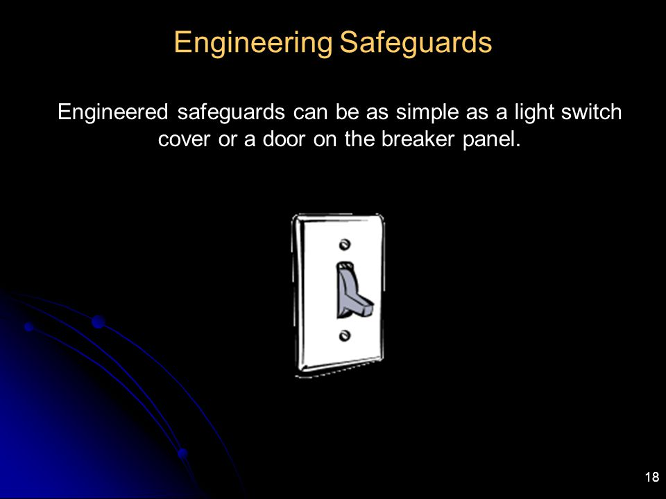 Engineering Safeguards