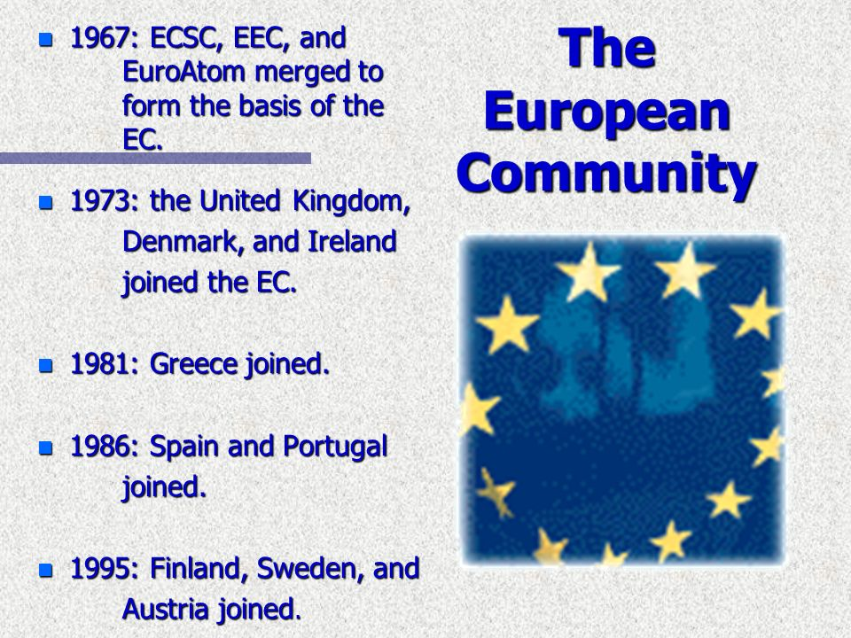 The European Community