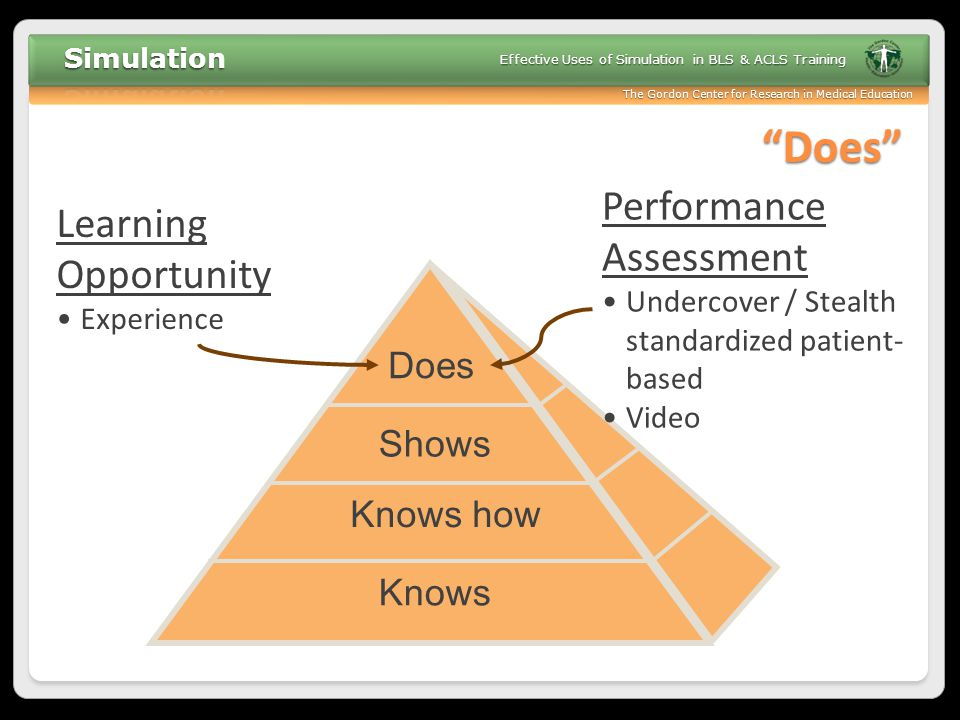 Does Performance Learning Assessment Opportunity Does Shows
