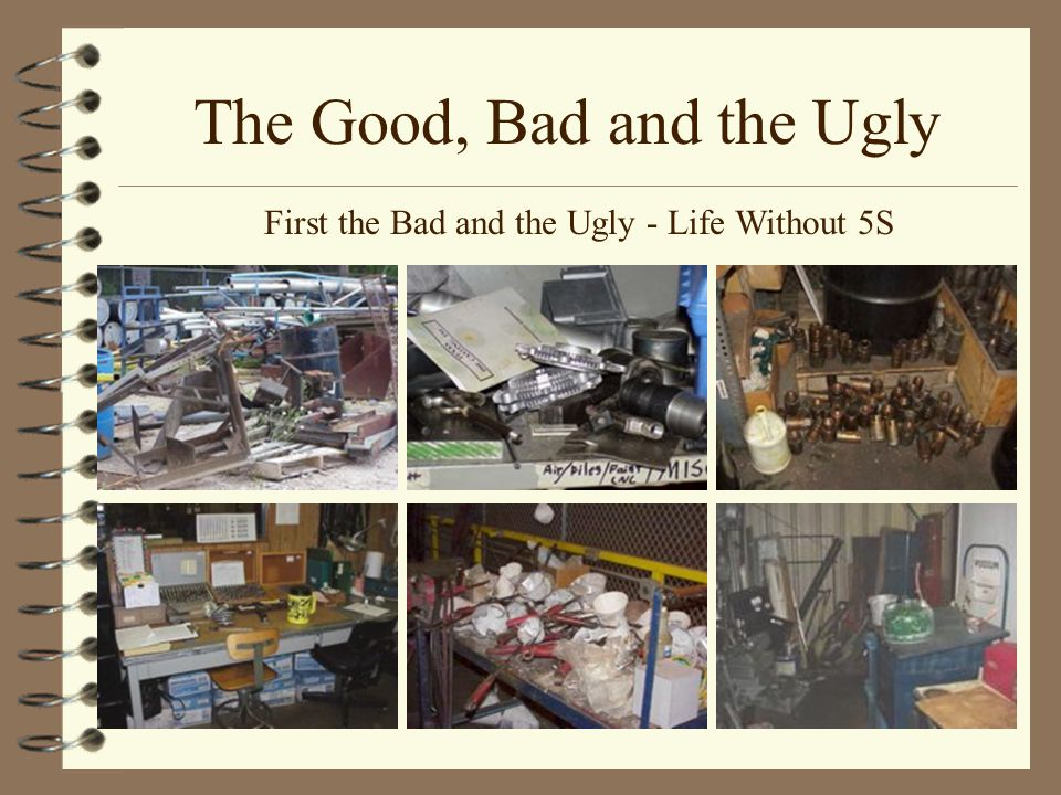 The Good, Bad and the Ugly