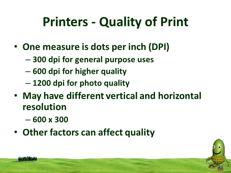 Understanding DPI, Resolution and Print vs. Web Images