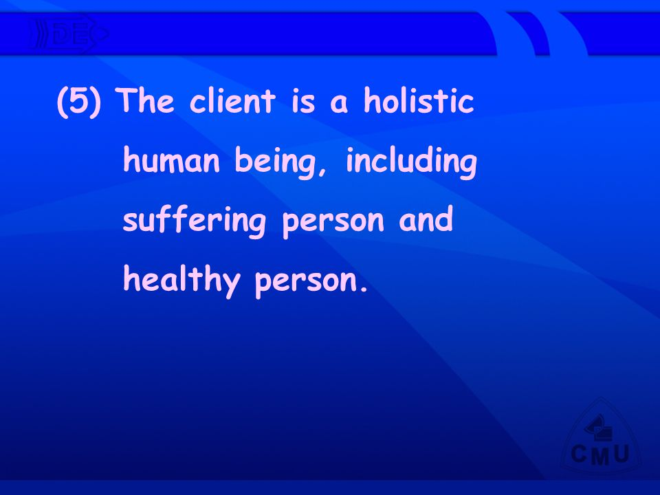 human being, including suffering person and healthy person.