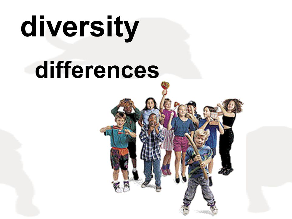 diversity differences