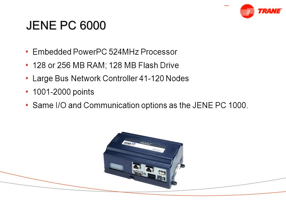 JENE PC 6000 Embedded PowerPC 524MHz Processor