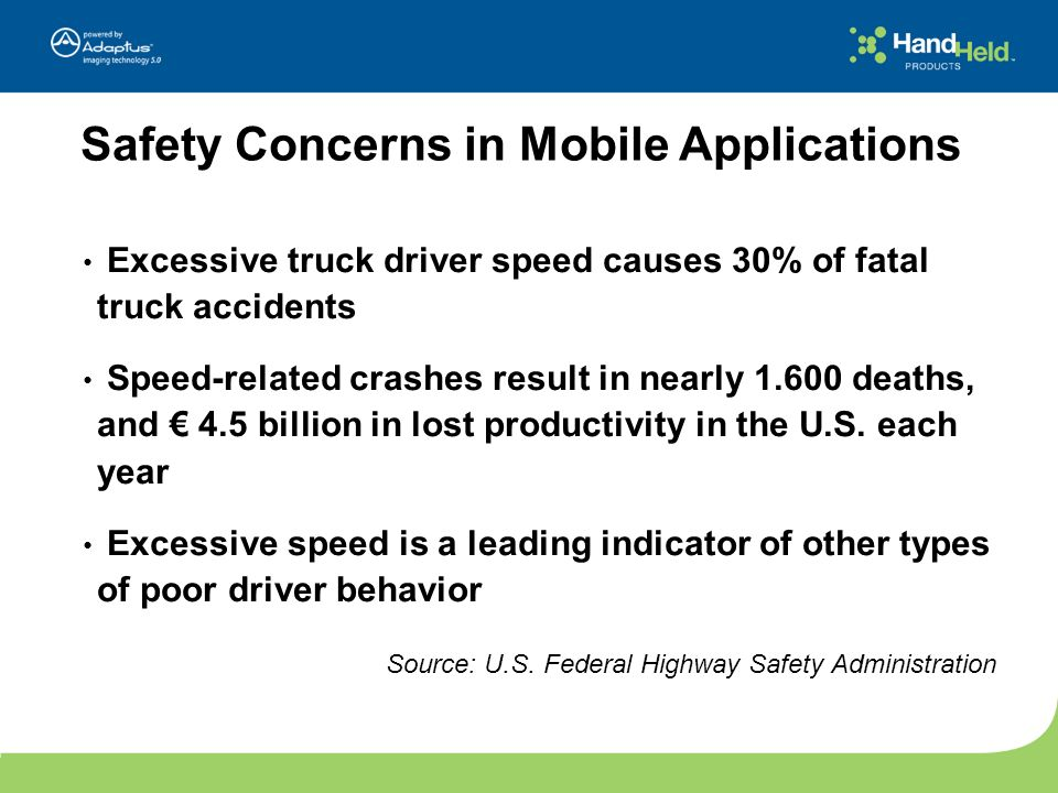 Safety Concerns in Mobile Applications