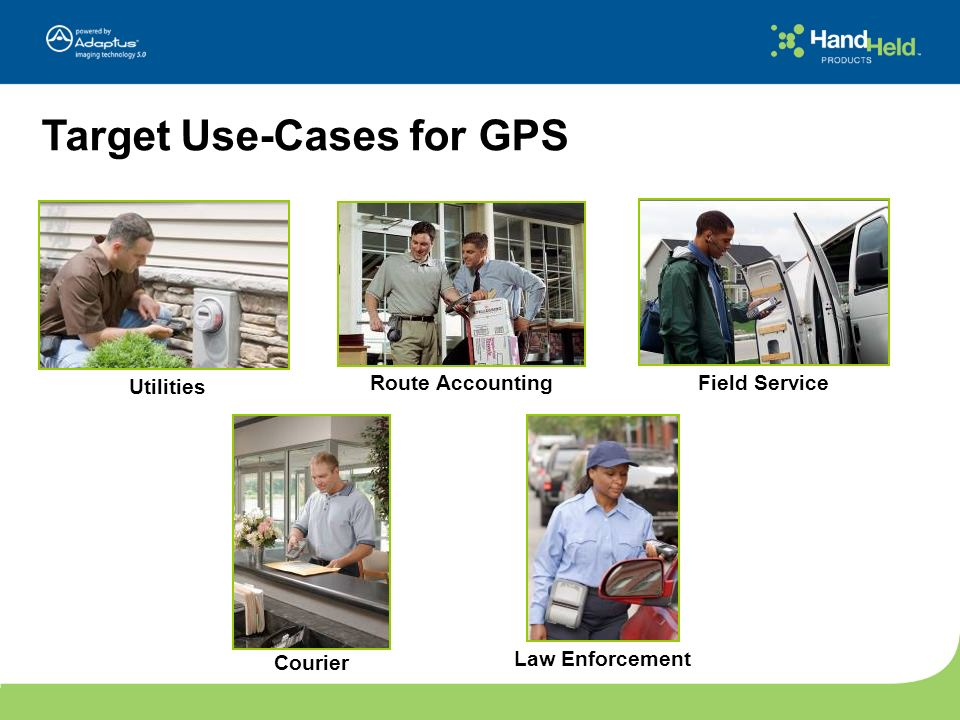 Target Use-Cases for GPS