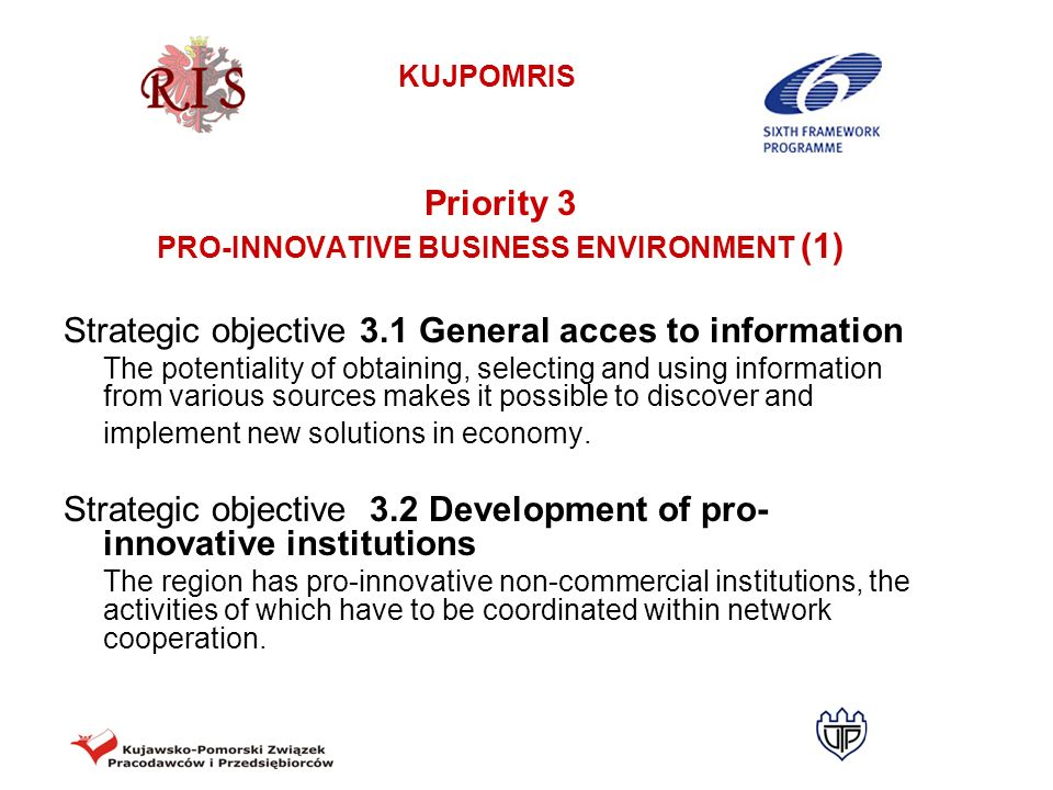 PRO-INNOVATIVE BUSINESS ENVIRONMENT (1)