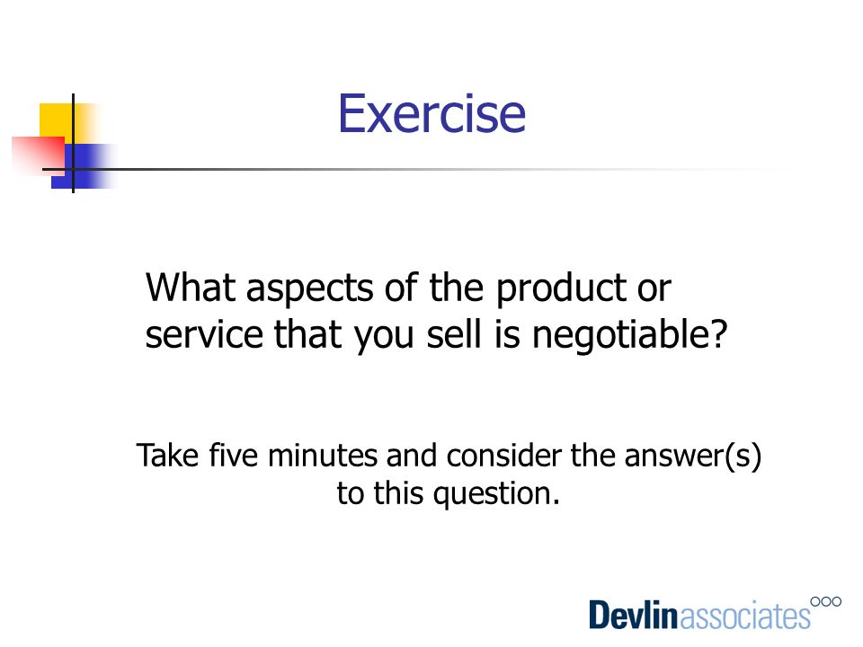 Take five minutes and consider the answer(s) to this question.
