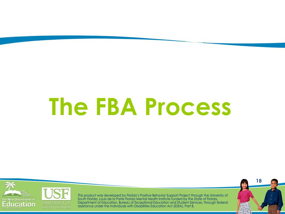 The FBA Process