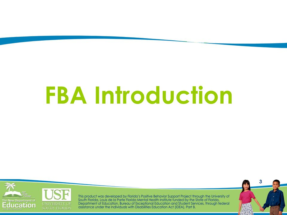 FBA Introduction