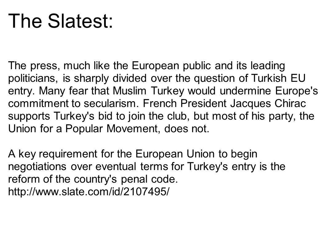 The Slatest: