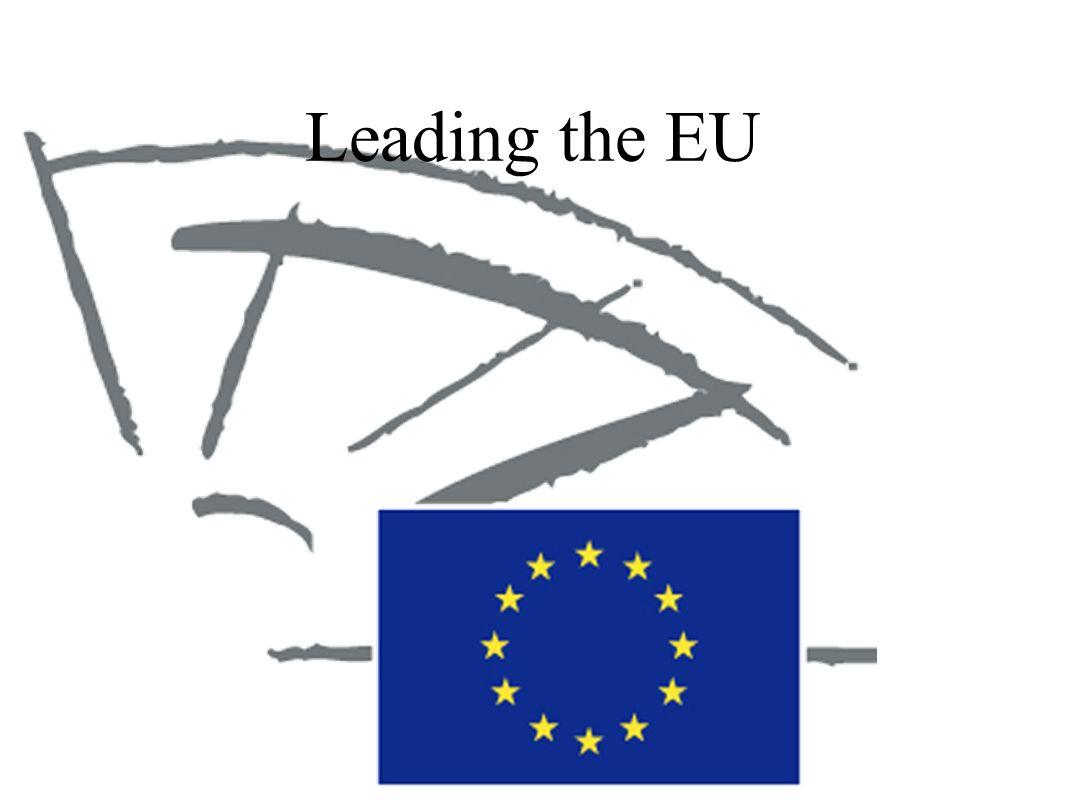 Leading the EU