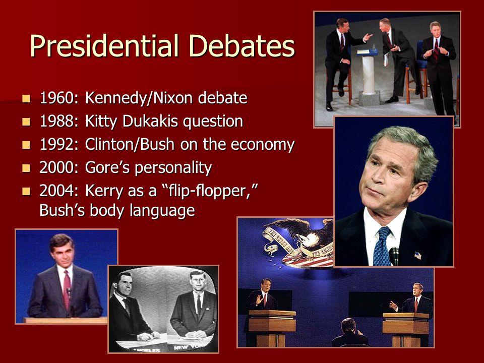 Presidential Debates 1960: Kennedy/Nixon debate