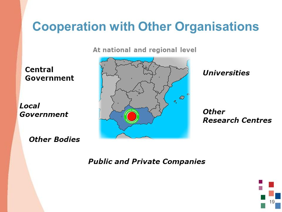 Cooperation with Other Organisations