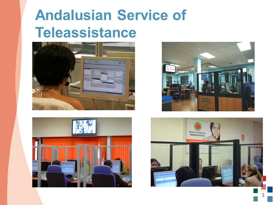 Andalusian Service of Teleassistance