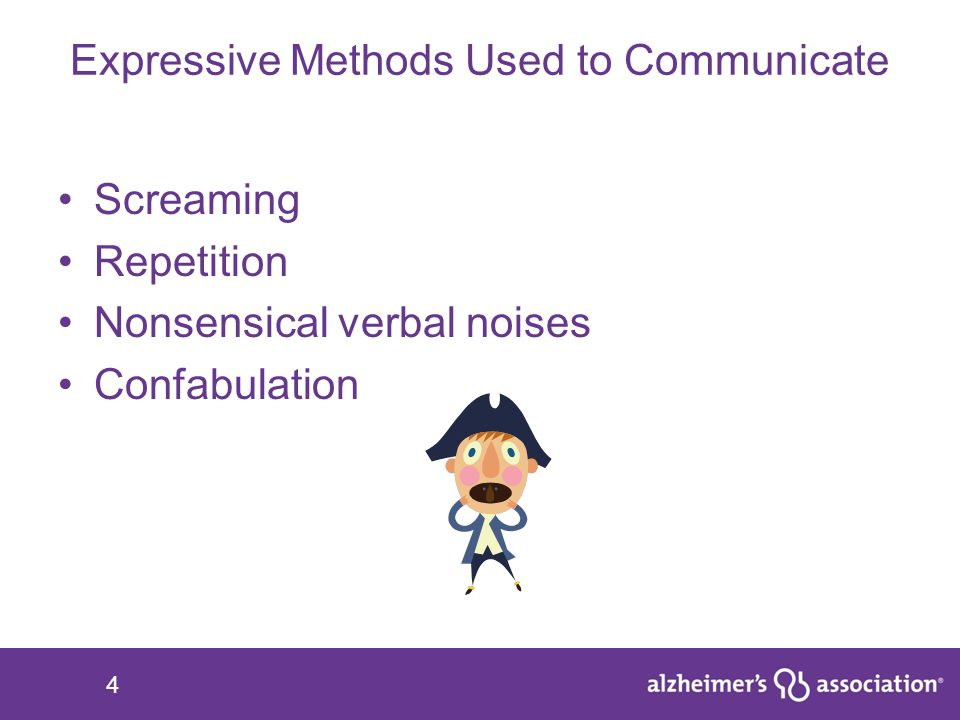 Expressive Methods Used to Communicate