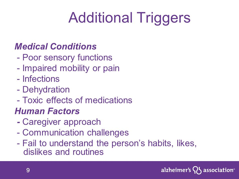 Additional Triggers
