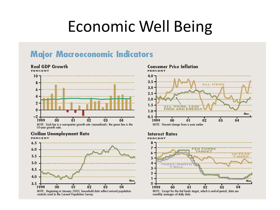 Economic Well Being