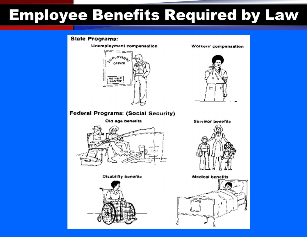 Employee Benefits Required by Law