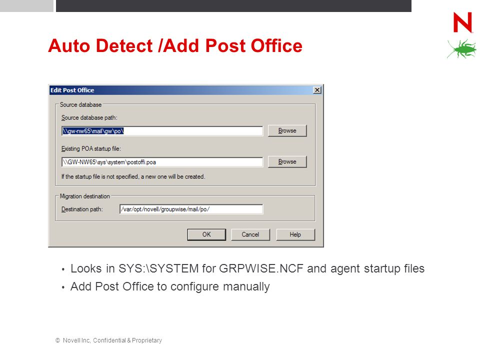 Auto Detect /Add Post Office
