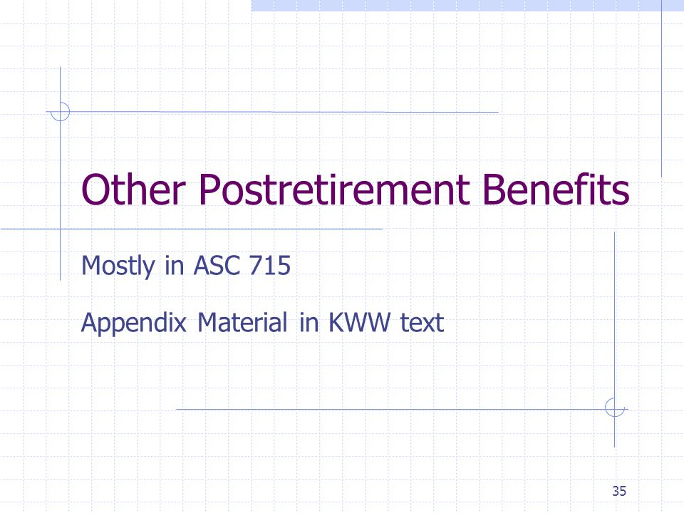 Other Postretirement Benefits
