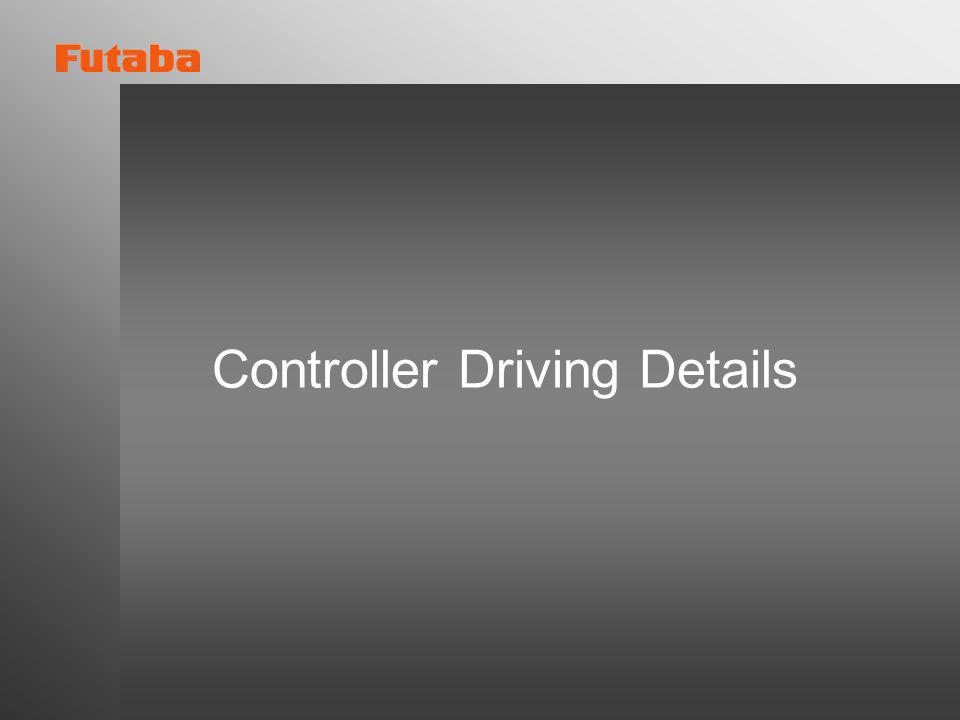 Controller Driving Details