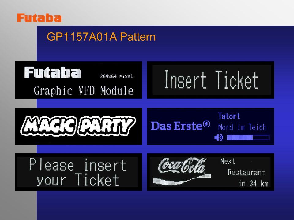 GP1157A01A Pattern
