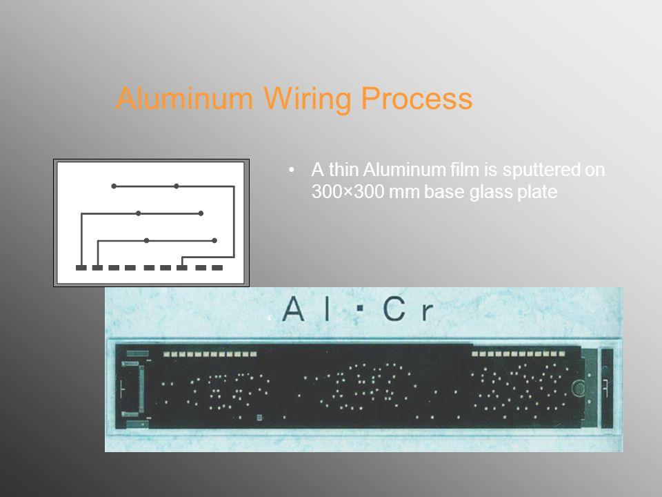 Aluminum Wiring Process