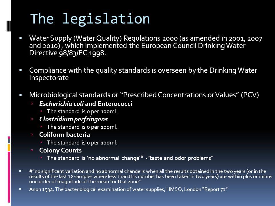 The legislation