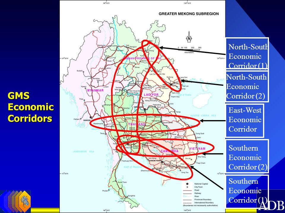 GMS Economic Corridors